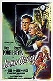 Johnny O Clock - Movie Poster - 11 x 17