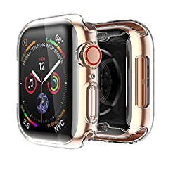 Smiling Clear Case for Apple Watch Serie...