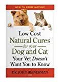 Natural Cures for Your Dog & Cat