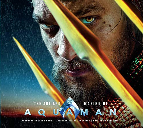 The Art and Making of Aquaman (The Best Man Fight Scene)