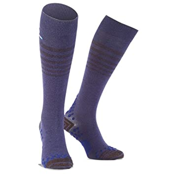 Compressport Copper Socks Calcetines, Copper Socks, azul, M (40-44)