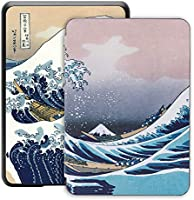 CoWalkers Case for Kindle Paperwhite 2018 - PU Leather Smart Cover with Auto Wake/Sleep - Fits Amazon The Latest Kindle...