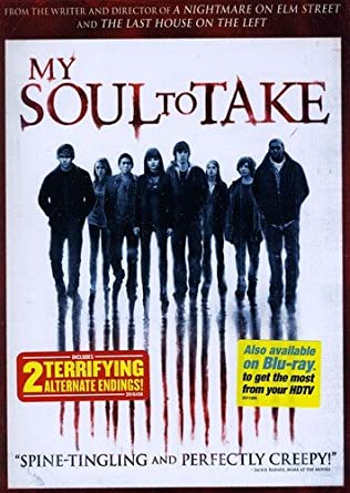 Amazon Com My Soul To Take Max Thieriot Nick Lashaway Wes Craven Movies Tv