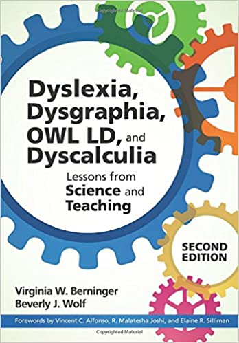 Teaching Students with Dyslexia, Dysgraphia, OWL LD, and
