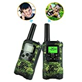 dmazing Best Gifts for 3-12 Year Old Boys, Walkie Talkies for Kids Outdoor Cool Toy for 3-12 Year...