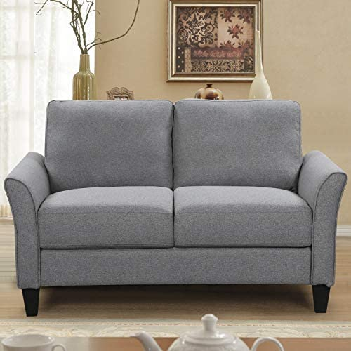 Harper Bright Designs Living Room Sets Furniture Armrest Sofa Single Chair Sofa Loveseat Chair 3-Seat Sofa Loveseat Sofa