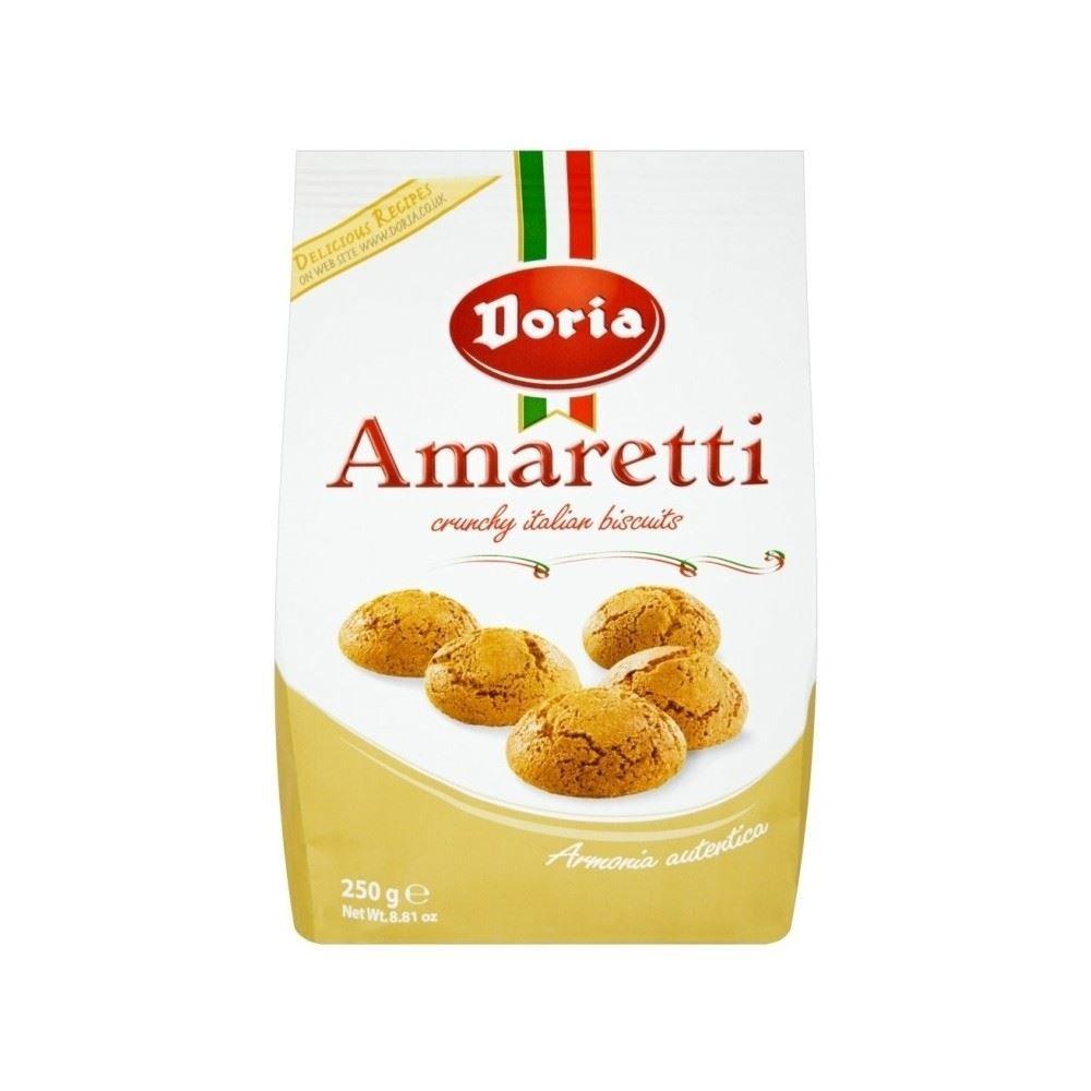Doria Amaretti (250g) Groceries