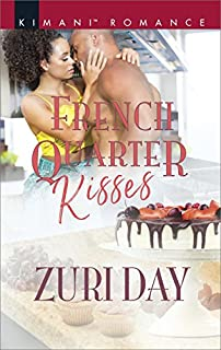 Book Cover: French Quarter Kisses
