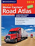 Rand Mcnally Deluxe Motor Carriers' Road Atlas, Rand McNally, 0528009192