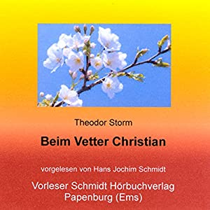 Beim Vetter Christian Audiobook