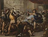 'Luca Giordano Perseus turning Phineas and his Followers - Best Reviews Guide