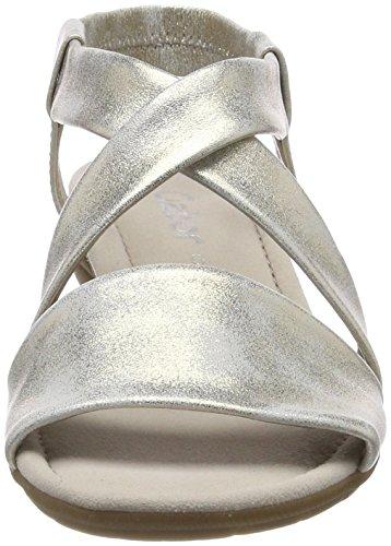 Beige Casual Pulsera Gabor Sandalia Shoes con para Nude Mujer v0wWqA1B4