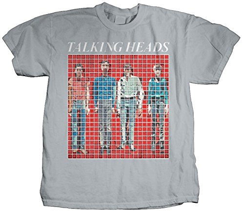 Talking Heads - More Songs About Bldgs. & Food T-Shirt Size L