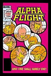 Alpha Flight Classic - Volume 2