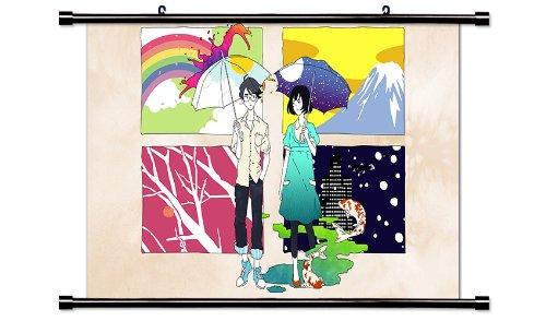 The Tatami Galaxy Anime Fabric Wall Scroll Poster Wp Tat-10 L
