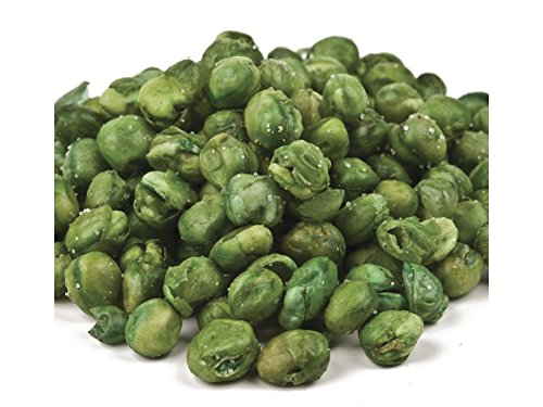 SweetGourmet Snack Peas - Healthy Snacks (Roasted & Salted, 2Lb)