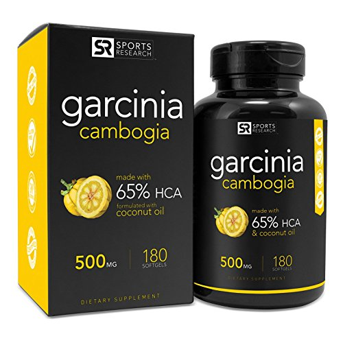 Garcinia Cambogia Extract Absorption softgels product image