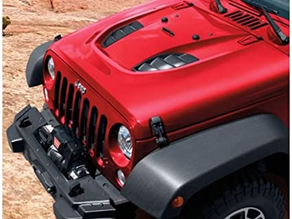 Captivating 82213656AC Rubicon 10th Anniversary Edition Hood Package For 2007 2017 Jeep  Wrangler