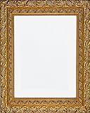 Designer 20x25 Ornate Gold Finish Frame, 4 1/2'' wide
