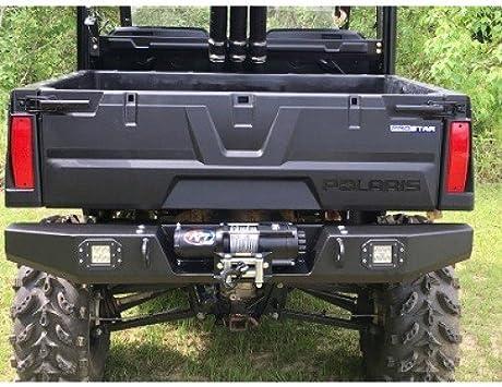 Extreme Max 5600.3148 ATV Winch Mount for Mid-Size Polaris Ranger UTVs