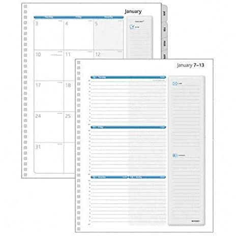 amazon com aag70200910 at a glance outlink weekly planner