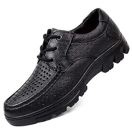 Zapatos de vestir de los hombres Zapatos Oxford de hombre de ...