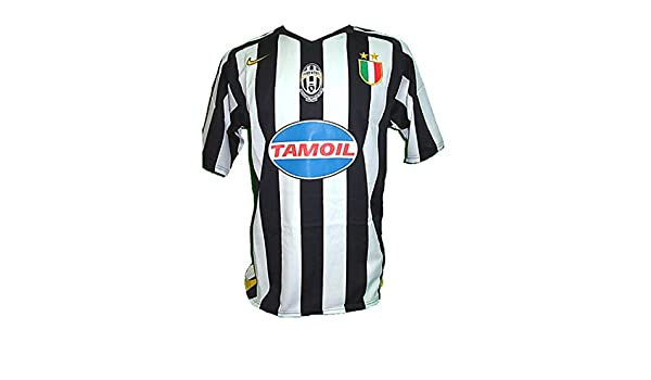 Nike Camiseta Juventus Turin Home 2005/2006 Kids: Amazon.es: Deportes y aire libre