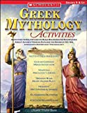 Greek Mythology Activities: Activities to Help Students Build Background Knowledge About Ancient Greece, Explore the Genre of Myths, and Learn Important Vocabulary (Teaching Resources)