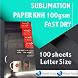 SUBLIMATION PAPER KNH 100gsm FAST DRY 13''x19''