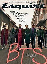 Esquire Magazine (Winter, 2020/2021) BTS Cover