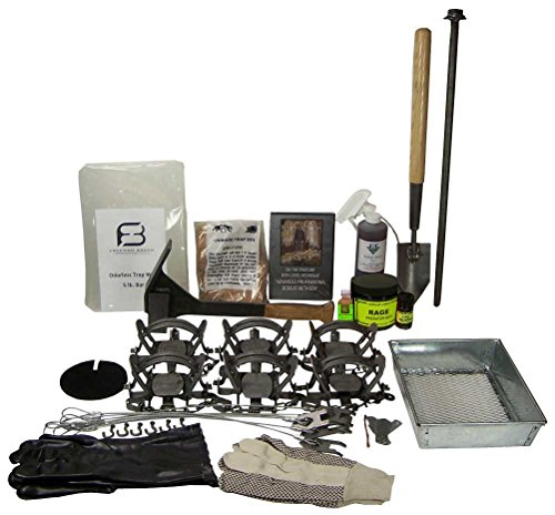 F&T Bobcat Trapping Starter Kit Bundle by F&T Fur Harvester's Trading Post