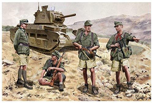 ドラゴン 1/35 第二次世界大戦 ドイツ軍 山岳猟兵 クレタ島占領作戦 1941 with 装備品 プラモデル DR6742EP