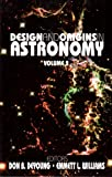 img - for Design and Origins in Astronomy Volume 2 book / textbook / text book
