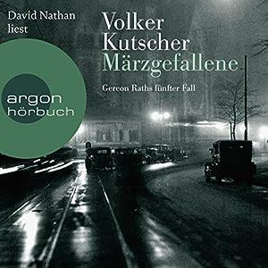 Märzgefallene (Gereon Rath 5) Audiobook