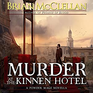 Murder at the Kinnen Hotel Audiobook