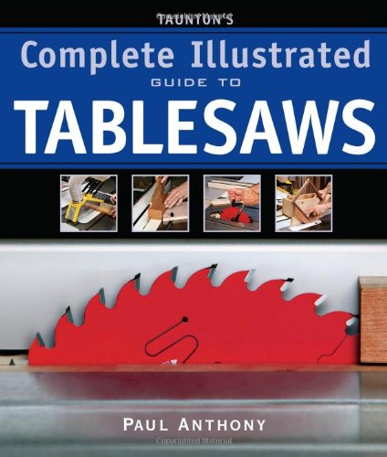 Tauntons Complete Illustrated Tablesaws Taunton