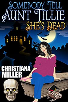 Somebody Tell Tillie Witch Mysteries ebook product image
