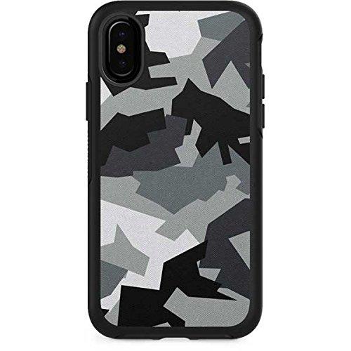 wholesale dealer c73ca e48f4 Amazon.com: Skinit Camouflage OtterBox Symmetry iPhone X Skin ...