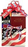 Gift Basket Village Stars and Stripes Forever Patriotic Gift Basket