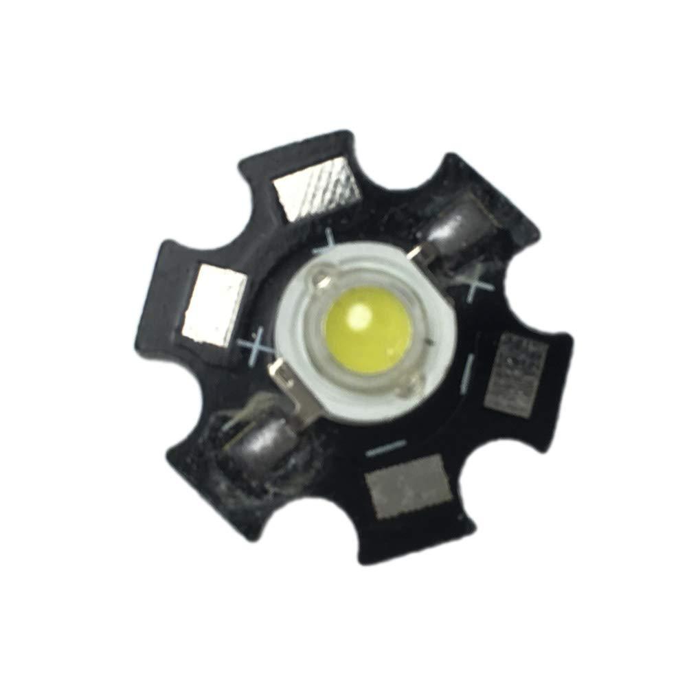 20 PCS 3W Led Chip High Power LED Beads 200LM warm white