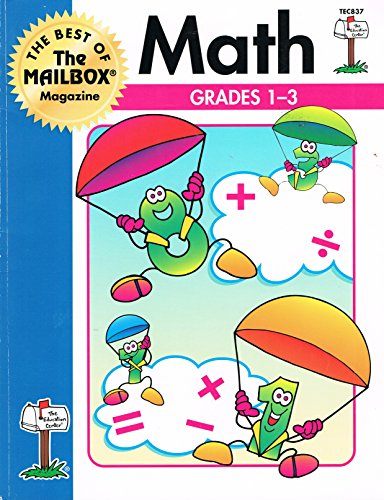 The Best of the Mailbox: Math: Grades 1-3