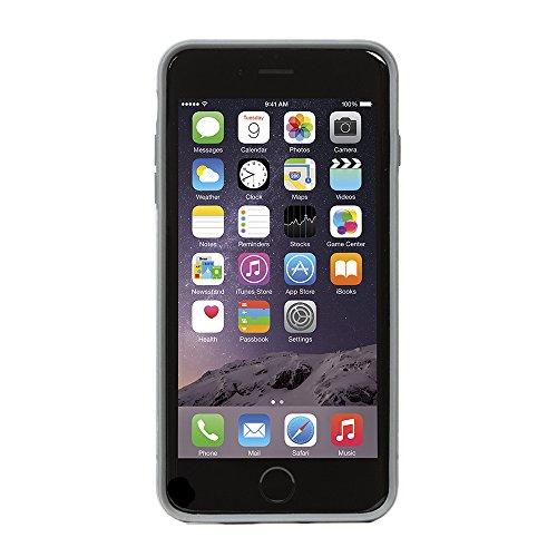 """Incase CL69439 Schutzhülle """"Smart System"""" in in weiß transparent/grau für Apple iPhone 6"""