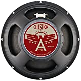 CELESTION A-Type 8-Ohm 12-Inch 50-Watt American Tone Guitar Speaker, Black