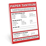 Knock Knock Paper Tantrum Nifty Note, Checklist Memo Pad, 4 x 5.25-inches