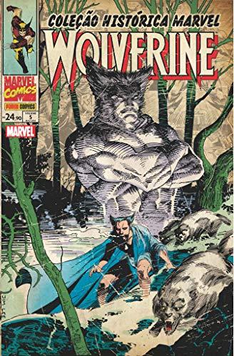 Coleção Histórica Marvel: Wolverine - Volume 5