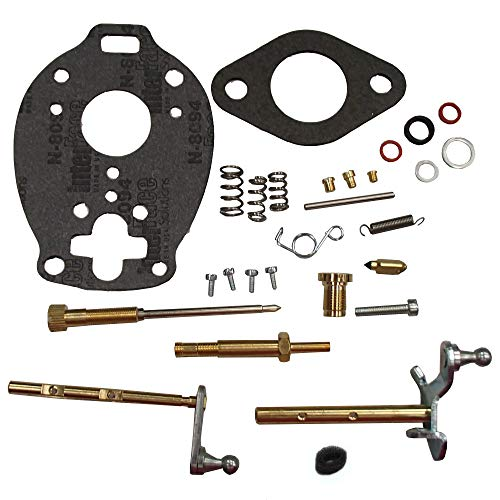 Carb Carburetor Kit for Ford Tractor 8N 9N 2N TSX33 TSX241 -