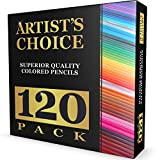 Artist's Choice 120-Pack Colored Pencils Image