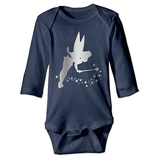 YDSDVS Tinkerbell Platinum Style Navy Baby Long Jumpsuit