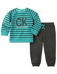 Calvin Klein Conjunto de pantalón de 2 Piezas para niños