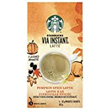 Starbucks Via Instant Pumpkin Spice Latte, 5 Count